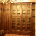 Кабинет, библиотека, камин
